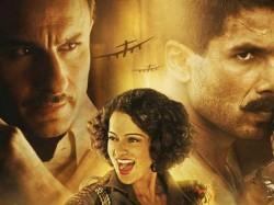 Rangoon Is Love Triangle Not Biopic Confirms Vishal Bharadwaj