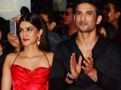 Stardust Awards 2016 Did Farah Khan Confirm Sushant Singh Rajput And Kriti Sanon Dating