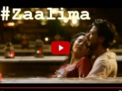Zaalima Official Song From Raees Released