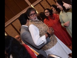 Abhishek Bachchan Shares Cutest Pic With Amitabh See His Heart Touching Pics With Family