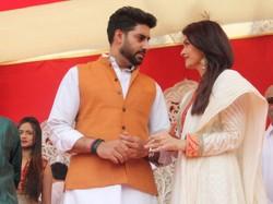 Aishwarya Rai Abhishek Bachchan Come Together Again