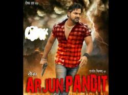 Bhojpuri Movie Yodhha Arjun Pandit S Shooting Over