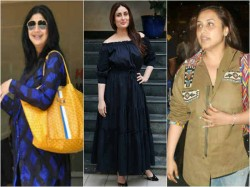 Bollywood Actresses Who Carried Off The Post Pregnancy Look With Confidence