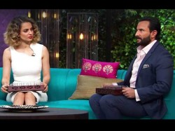 Kangana Ranaut Opens Up On Working With The Khans