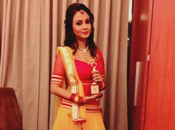 Bhojpuri Actress Mohini Ghosh Received First Award The Year