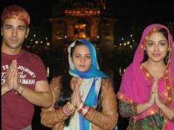 Pulkit Samrat Yami Gautam Are Fooling Salman Khan S Sister Shweta Rohira