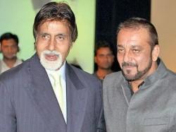Amitabh Bachchan Replaces Sanjay Dutt In Badlaa