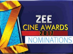 Zee Cine Awards 2017 Viewers Choice Awards Nominations