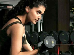 The Secret Behind Taapsee Pannu S Toned Body Naam Shabana