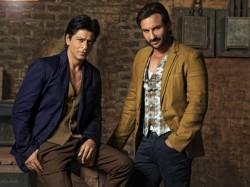 After Shahrukh Khan Saif Ali Khan Ready Work With Anand L Rai