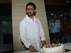 Aamir Khan Celebrated Birthday With Media Shares Plans Of Satyamev Jayate