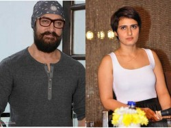 Fatima Sana Shaikh Clears The Air Over Thugs Hindostaan