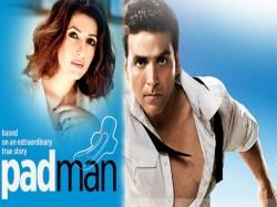 Akshay Kumar Padman Does Not Aim Go Big On Box Office
