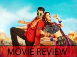 Badrinath Ki Dulhania Movie Review Story Plot Rating
