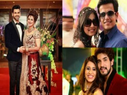 Newly Wed Tv Couple In Nach Baliye Season