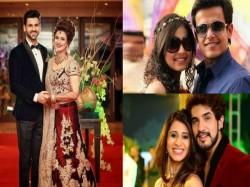 Newly Wed Tv Couple In Nach Baliye Season