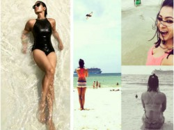 Actress Barkha Shared Bold Vacation Pictures