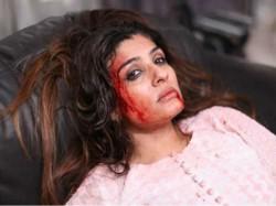 Actress Raveena Tandon Did Not Sleep Three Nights
