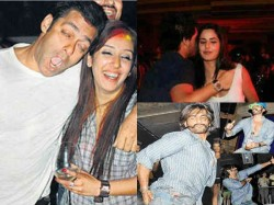 Shocking Inside Pictures From Bollywood Parties