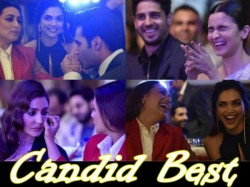 Best Candid Pics From Ht Style Awards