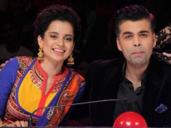 Karan Johar Lashes Out At Kangana Ranaut Tells Her To Leave Industry Or Stop Playing Victim Card