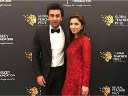 Ranbir Kapoor Mahira Khan Dubai Backstage Video Going Viral