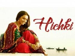Rani Mukerjee S Comeback Film Hichki To Release In