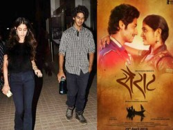 Jahnvi Kapoor Ishan Khattar Are Prepping Up Sairat Remake