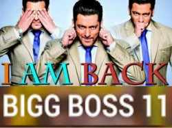 Salman Khan S Bigg Boss 11 Has Huge Twist