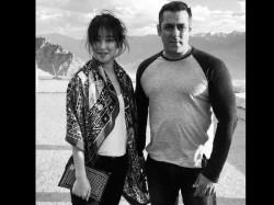This Actress Will Watch Salman Khan S Tubelight First