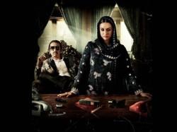Shraddha Kapoor As Haseena Parker With Dawood Ibrahim Latest Still
