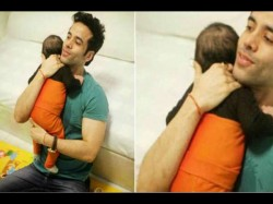 Tusshar Kapoor Son Lakshya Kapoor Will Accompany Him On Golmaal Again Shooting