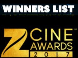 Zee Cine Awards 2017 Full Winner List