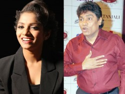 Television Interview With Johnny Lever Daughter Jamie Lever