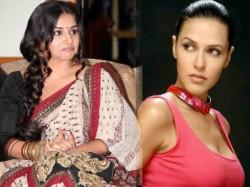 Neha Dhupia Will Play Vidya Balan Boss Film Tumhari Sulu