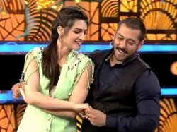 Kriti Sanon In Salman Khan Production