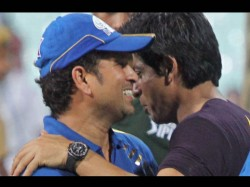 Shahrukh Khan Has Special Message For Sachin Tendulkar