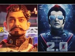 Rajinikanth 2 0 Vs Aamir Khan Secret Superstar Box Office