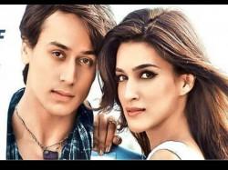 Tiger Shroff To Romance Kriti Sanon In Baaghi