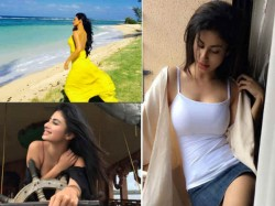 Tv Actress Mouni Roy Vacation Pictures Going Viral