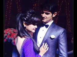 Tv Actor Rohan Mehra Photo Shoot With Girlfriend Kanchi Singh