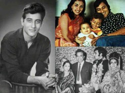 Pictures Depicting Vinod Khanna Life
