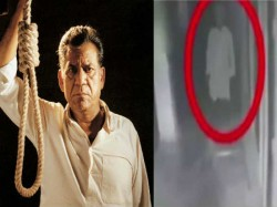 Tv Channels Claim That Actor Om Puri Spirit Seen Wandering