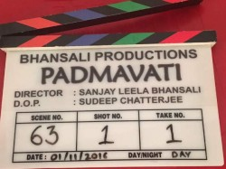 Sanjay Leela Bhansali Padmavati Pushed To