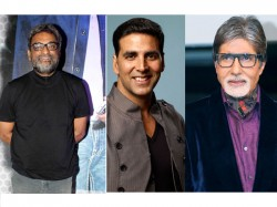 Amitabh Bachchan Shoots Cameo Akshay Kumar Padman