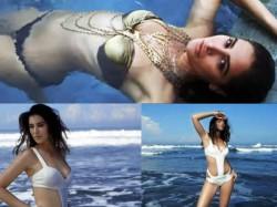 Actress Nargis Fakhri Shared Bold Pictures With Nostalgic Caption