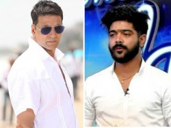 Indian Idol 9 Winner Lv Revanth Wants To Sing For Akshay Kumar
