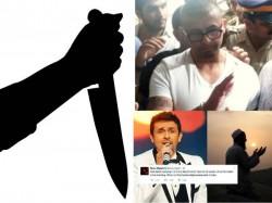 Man Stabbed Supporting Sonu Nigam S Azaan Tweet