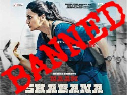 Naam Shabana Banned Pakistan After Releasing Theatres