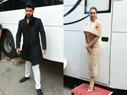 Malaika Arora Arjun Kapoor Avoided Each Other Sets Nach Baliye